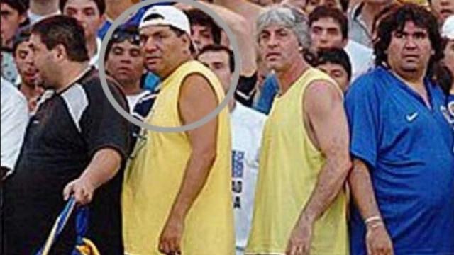 Boca Juniors'ın tribün liderli vuruldu !