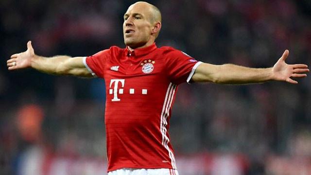 Arjen Robben, sezon sonunda emekli oluyor