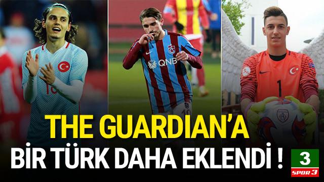 Berke Özer de The Guardian'ın listesinde !