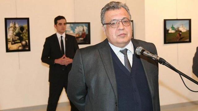 Ankara Büyükelçisi Karlov suikastında yeni gelişme !