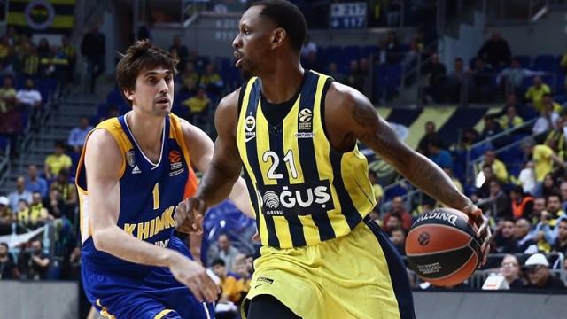 Fenerbahçe Doğuş Khimki'yi devirdi !