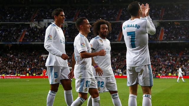 Ronaldo Madrid'e hayat verdi !