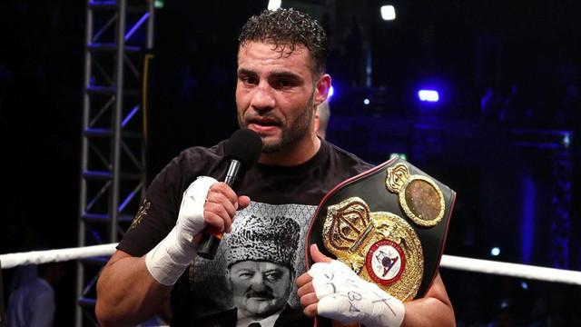 Suriyeli boksör dünya şampiyonu