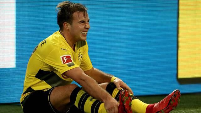 Dortmund'da Götze şoku !