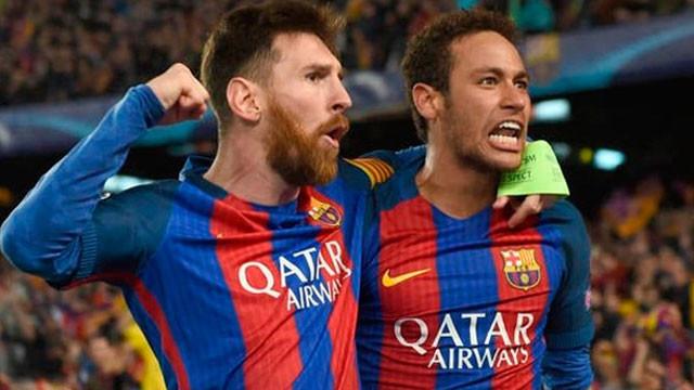 Messi: ''Neymar gidince güçlendik''