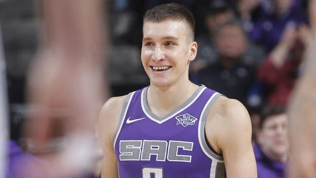 NBA'da Bogdanovic fırtınası !