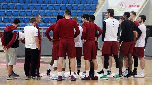 Trabzonspor Basketbol'da büyük kriz !