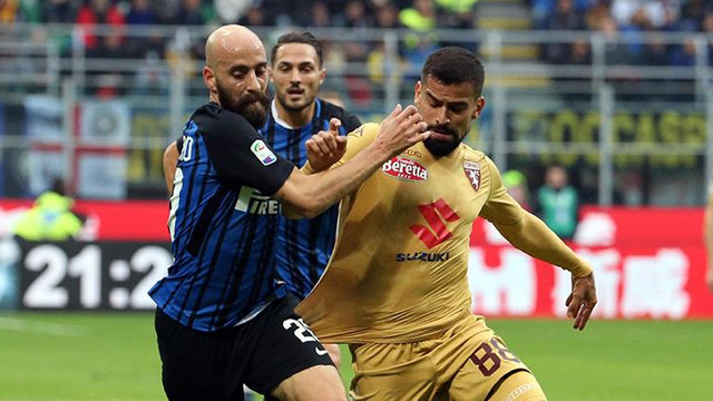 Inter evinde Torino'ya takıldı !