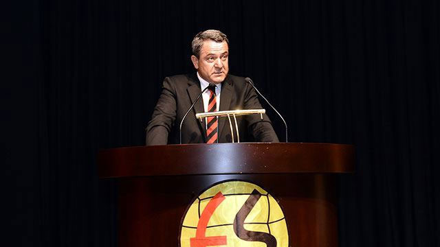 Eskişehirspor'da Başkan ve ekibi istifa etti