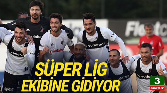 Beşiktaşlı yıldız Süper Lig ekibine gidiyor !