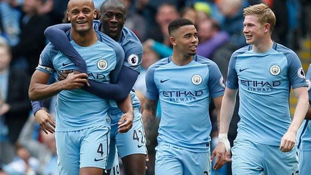 Manchester City'den rekor başlangıç