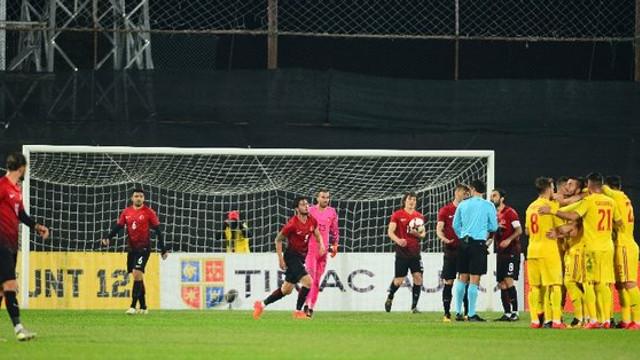Romanya - Türkiye: 2-0