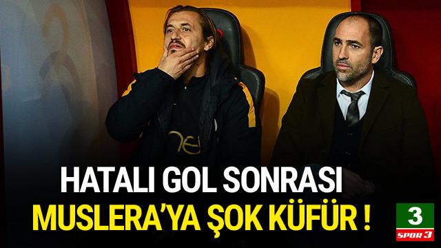 Ayhan Akman'dan Muslera'ya şok tepki !