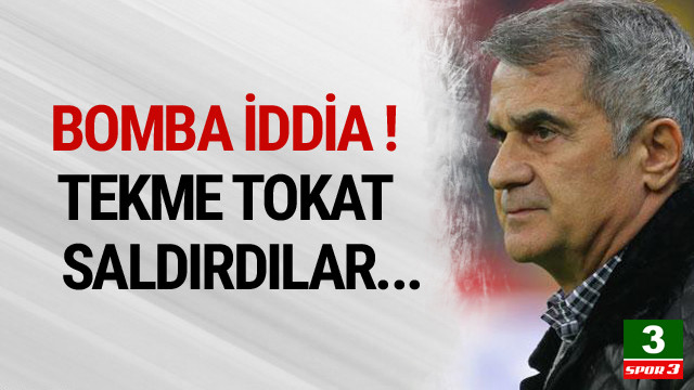 Ahmet Çakar'dan olay iddia ! Şenol Güneş...
