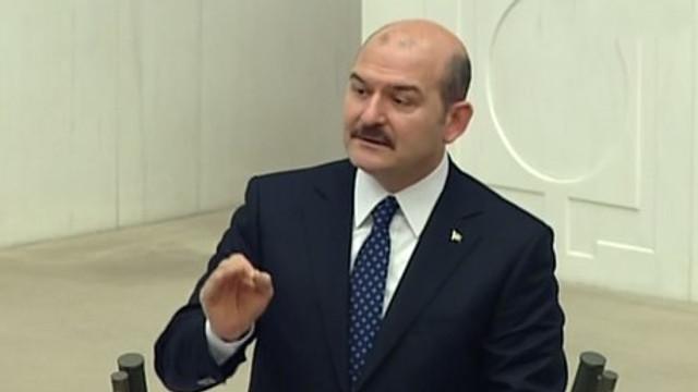 Meclis'te CHP ile Bakan Soylu arasında ''dönek'' kavgası