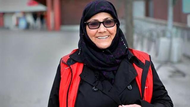 İsveç'te 'yılın kahramanı' bir Türk kadını !