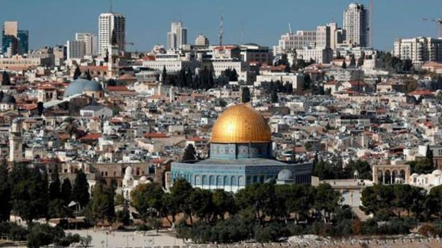 İsrail'in Kudüs planı ortaya çıktı