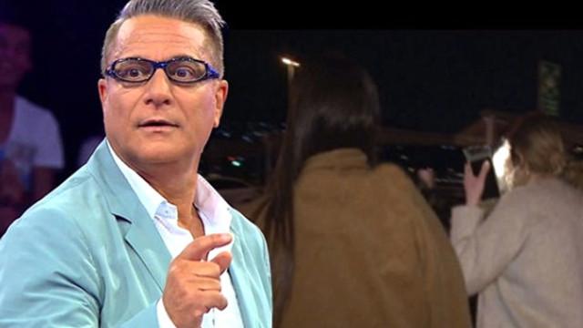 Mehmet Ali Erbil yine fena yakalandı