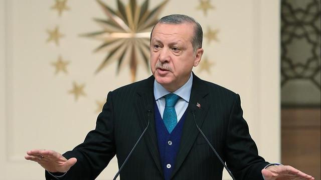 Cumhurbaşkanı Erdoğan'dan dünyaya Kudüs çağrısı