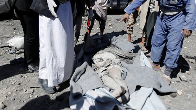Yemen'de kanlı saldırı: 39 kişi öldü