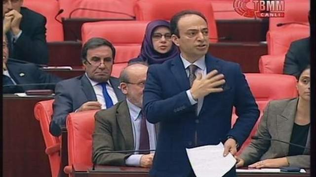 HDP'li Osman Baydemir'e ''Kürdistan'' cezası