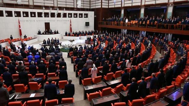 Meclis'ten tarihi Filistin kararına destek !