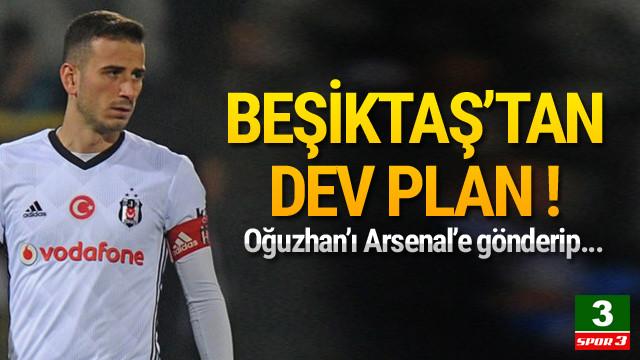 Beşiktaş'ın Oğuzhan - Wilshere planı