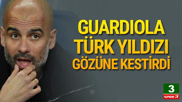 Guardiola'dan Yusuf Yazıcı'ya kanca !