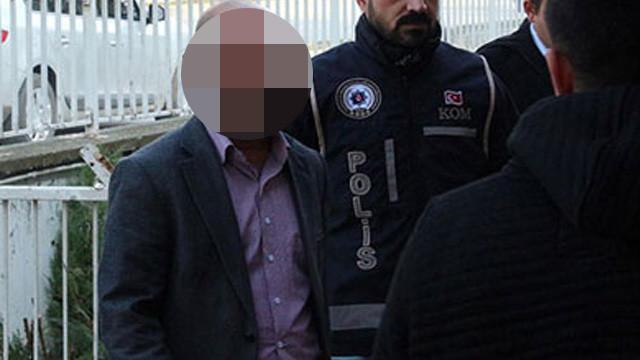 ''FETÖ'' şantajına tutuklama