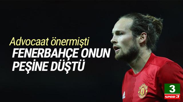 Fenerbahçe, Daley Blind için harekete geçti