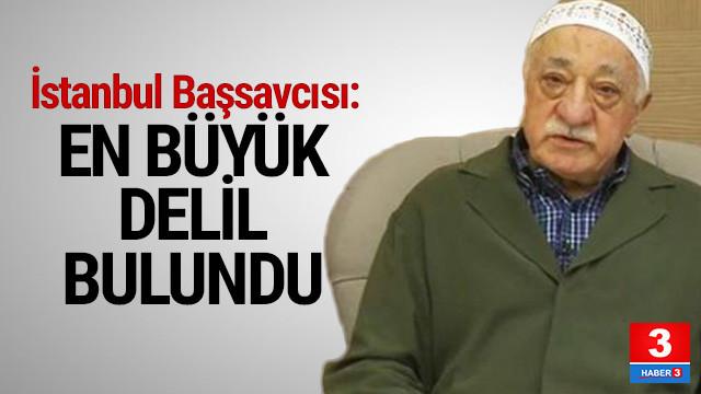 Fetullah Gülen'le ilgili en somut delil ele geçirildi