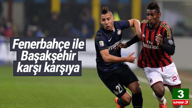 Fenerbahçe ve Başakşehir İtalyan sol bek için karşı karşıya
