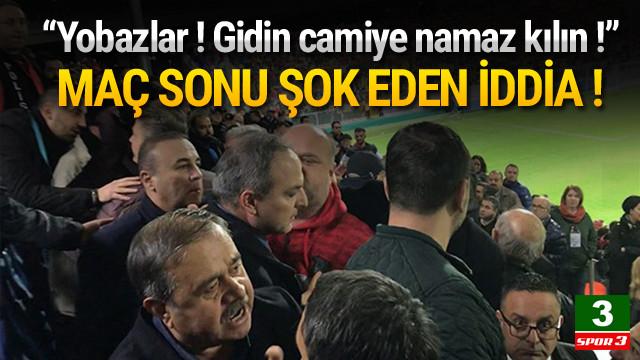Konyaspor'dan maç sonu şok iddia !
