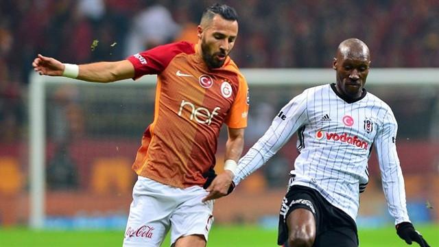 Beşiktaş ile Galatasaray 342. kez karşı karşıya !