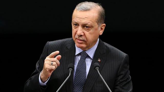 Erdoğan'dan Türkçe ve Arapça mesaj !