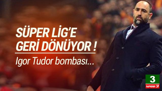 Igor Tudor'a Süper Lig'den sürpriz talip