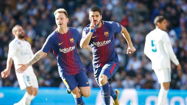 Real Madrid - Barcelona: 0-3