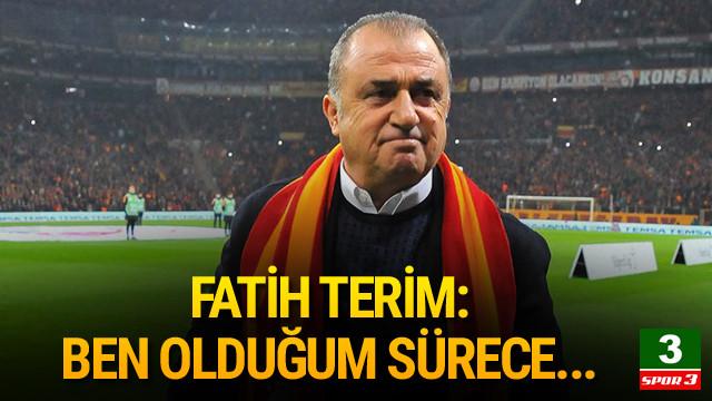 Fatih Terim maçın ardından konuştu
