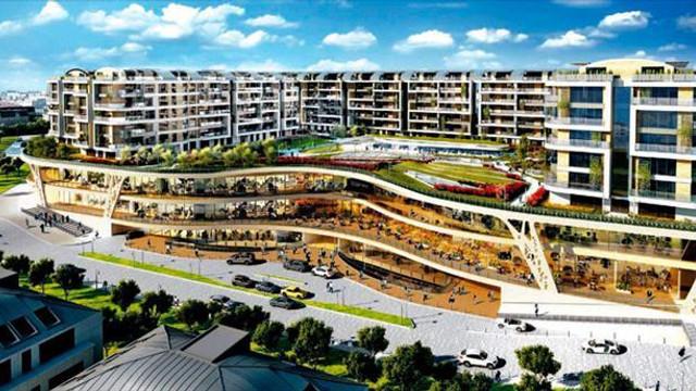 İstanbul'da inşaatı biteli 3 yıl olan dev AVM elde kaldı