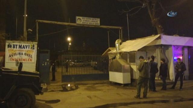 Diyarbakır'de DEDAŞ şubesine patlayıcılı saldırı !