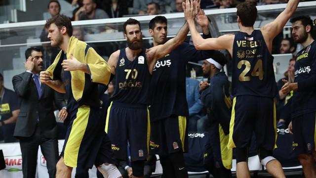 Yılın son derbisi Fenerbahçe'nin !