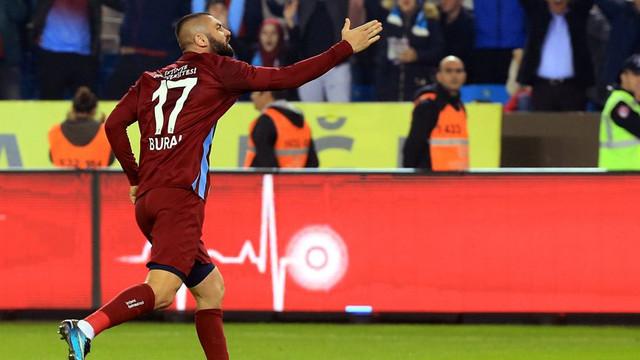 Trabzonspor - Antalyaspor: 3-0