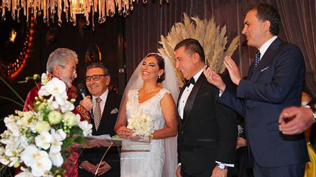 Ünlü gazeteci Hande Fırat evlendi