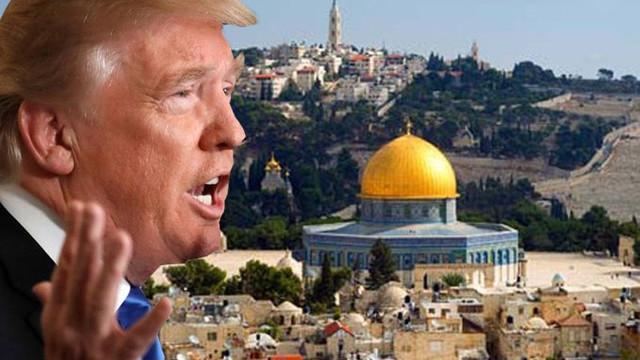 Trump'ın Kudüs kararının arkasındaki 4 neden