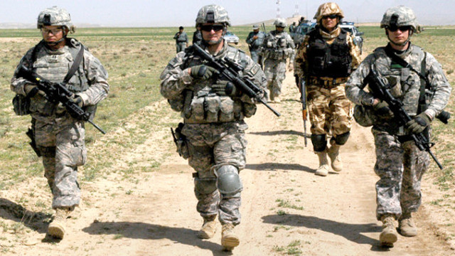Ortalık karışıyor ! ABD askerlerine saldırı tehdidi