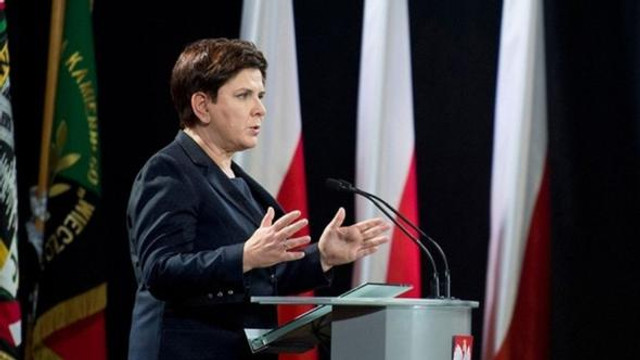 Polonya Başbakanı istifa etti