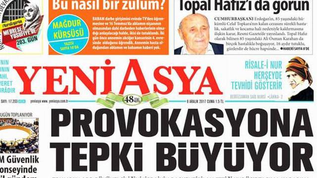 Nurculardan Cumhurbaşkanı Erdoğan'dan af istedi !