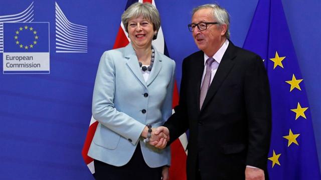 AB'de flaş açıklama ! Brexit'te ikinci aşama...