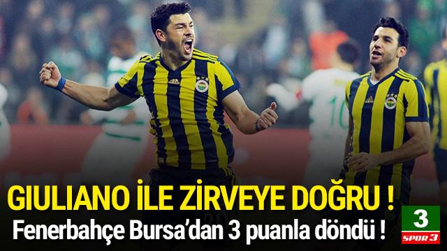 Fenerbahçe'den tek atış !