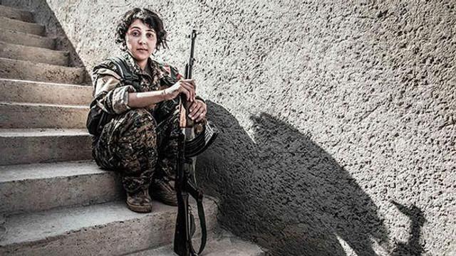 Askeri dergide YPG skandalı !